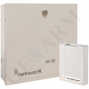 GE NetworX NX-8E Cellular GSM Security System