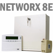 GE NetworX NX-8E Hardwired Security Systems