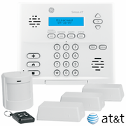GE Simon XT Cellular 3G Wireless Security System (for AT&T Network)