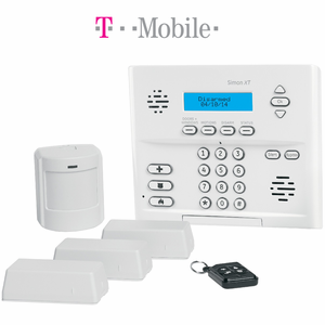 GE Simon XT Cellular 3G Wireless Security System (for T-Mobile Network)