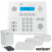 GE Simon XT Cellular CDMA Wireless Security System (for Verizon Network)