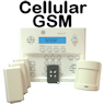 GE Simon XT Cellular GSM Wireless Security System