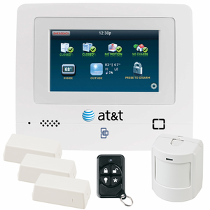 GE Simon XTi-5 Cellular 3G Wireless Security System (for AT&T Network)