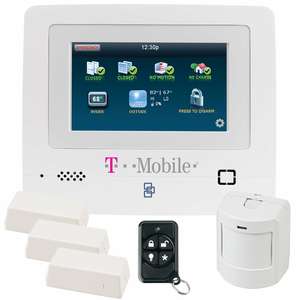 GE Simon XTi-5 Cellular 3G Wireless Security System (for T-Mobile Network)