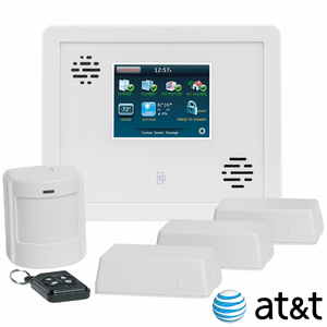 GE Simon XTi Cellular 3G Wireless Security System (for AT&T Network)