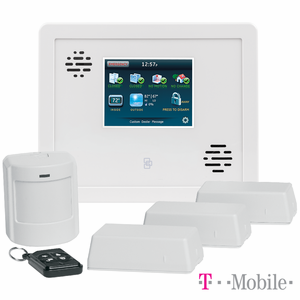 GE Simon XTi Cellular 3G Wireless Security System (for T-Mobile Network)