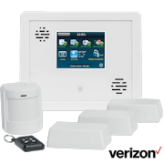 GE Simon XTi Cellular CDMA Wireless Security System (for Verizon Network)