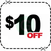 Coupon Code for $10 Off!