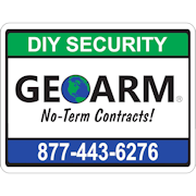 GEOARM� Home Security Yard Sign