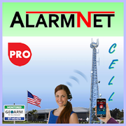 Honeywell AlarmNet Total Connect Cellular Interactive Monitoring Services