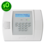 $0-Down Honeywell L3000 LYNX Plus Security Systems