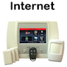 Honeywell L5000 Broadband Internet Wireless Security System