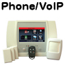 Honeywell L5000 Phone Line & VoIP Wireless Security System