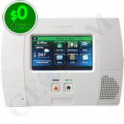 Honeywell L5200 LYNX Touch $0-Down Security Systems
