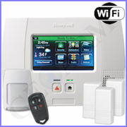 Honeywell L5200 WiFi Wireless Security System
