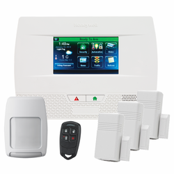 Honeywell LYNX Touch Wireless Security Systems