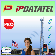 IpDatatel Cellular Interactive Alarm Monitoring Service