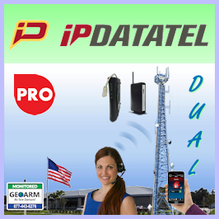 IpDatatel Dual-Paths Interactive Alarm Monitoring Service