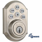 Kwikset Z-Wave Wireless Deadbolt (99100)