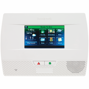 L5210 - Honeywell LYNX Touch Wireless Alarm Control Panel
