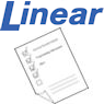 Linear Medical Alert Monitoring Form