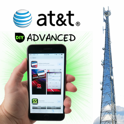 Napco Cellular Advanced Level DIY Alarm Monitoring Services for AT&T
