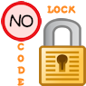 No Lock-Out Codes