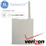 NX-592E-CDMA-ZX-VZ - GE NetworX Alarm.com Wireless CDMA Cellular Alarm Communicator (for Verizon)