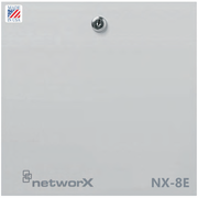NX-8E - GE NetworX Enhanced 8-Zone Alarm Control Panel
