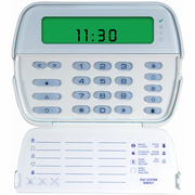 PK5501ENG - DSC PowerSeries 64-Zone LCD Picture Icon Alarm Keypad