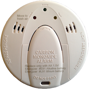 Qolsys IQ Wireless Carbon Monoxide Detector (QS-5210-840)