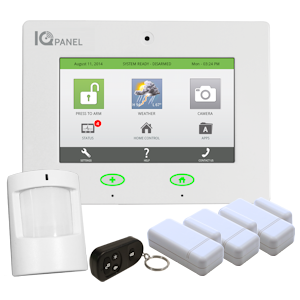 Qolsys IQ Wireless Security Systems