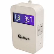 Qolsys IQ Wireless Z-Wave Smart Socket (QZ2100-840)
