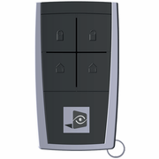 RC601 - Videofied Wireless 4-Button Alarm Keyfob