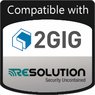 Resolution Products for 2GIG Security