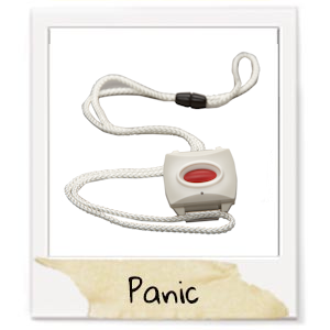Resolution Products Wireless Panic Pendants