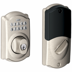 Schlage Z-Wave Wireless Deadbolt (BE369)