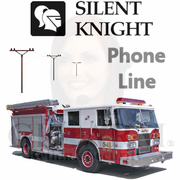 Silent Knight Commercial Phone Line Alarm Monitoring Service