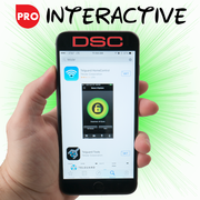 Telular Cellular Interactive Alarm Monitoring Services w/HomeControl for DSC Security