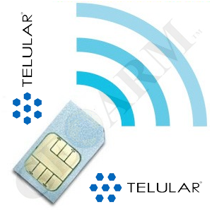 TG200 - Telguard Cellular Sim Card (for Videofied Control Panels)