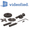 Videofied Alarm Mounting Materials