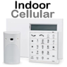 Videofied Cellular Wireless Indoor Video Security System