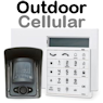 Videofied Cellular Wireless Outdoor Video Security System
