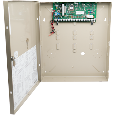 Wired Alarm Control Panels