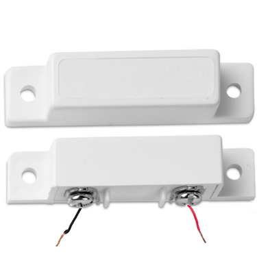Hardwired Door & Window Alarm Contacts