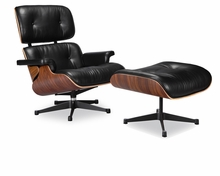 Eames Lounge Chair Reproduction & Ottoman Replica