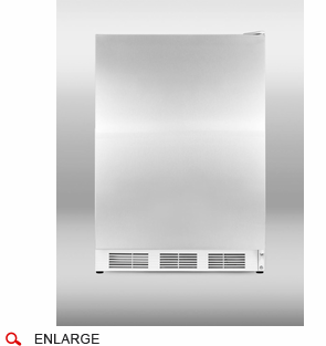 Counter Height Upright Freezer : Accucold VT65M7CSS Counter Height Upright Medical Freezer, Built-in or ...