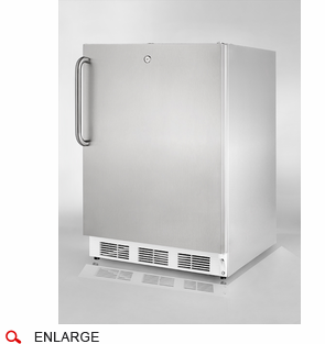 Counter Height Upright Freezer : Accucold VT65ML7CSS Counter Height Upright Medical Freezer, Cool ...