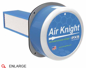 Air Knight Tt Ak24ipg 14 Ipg Air Purification System With