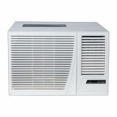 Amana AH183G35AX Window Air Conditioner with Heat Pump, 17,300 BTU, 230/208 Volt, EER Rating of 9.9, Electronic Control with LED Display and Hand Held IR Remote Control, Window Mount Kit Included